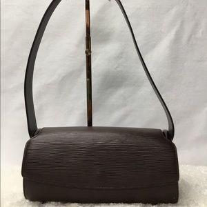 Louis Vuitton EPI Nocturne Shoulder Bag 🌟